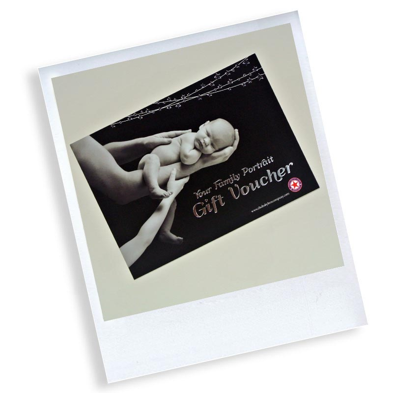 free baby photography voucher