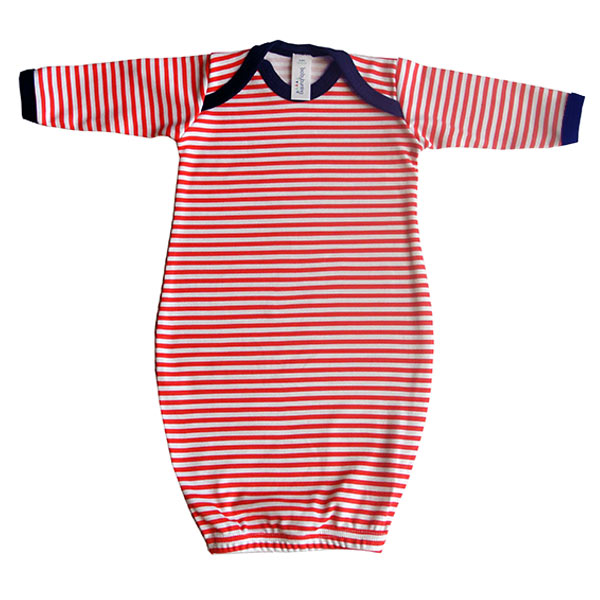 Baby Bunting Boys Stripe Sleep Gown