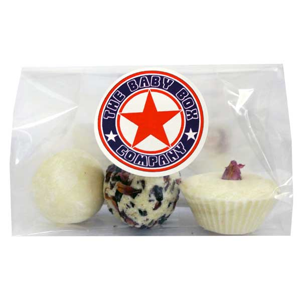 Mum relaxing bath truffle set