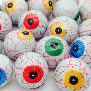 Milk Chocolate eyeballs
