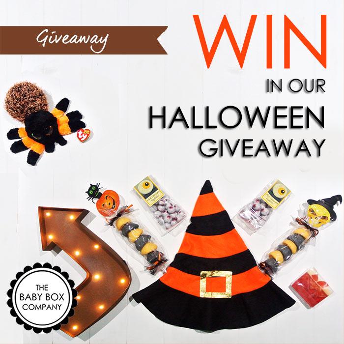 Halloween Hamper Giveaway 2017