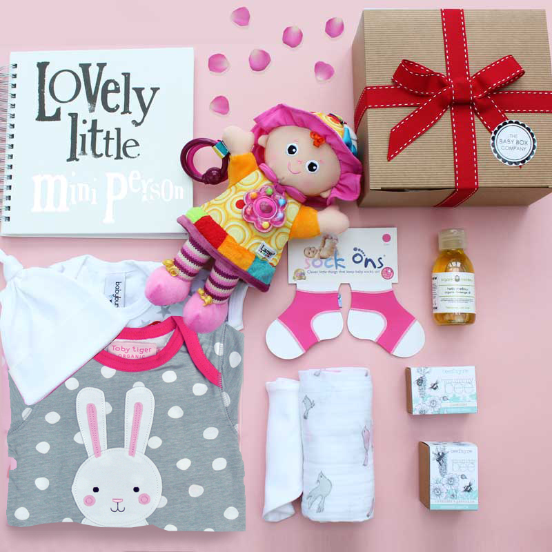 The Ultimate Luxury Hamper, Girls | The Baby Box Company