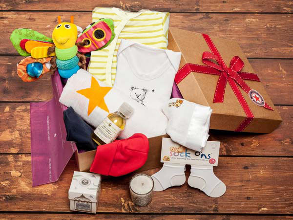 The Ultimate Luxury Baby Hamper, Unisex | The Baby Box Company