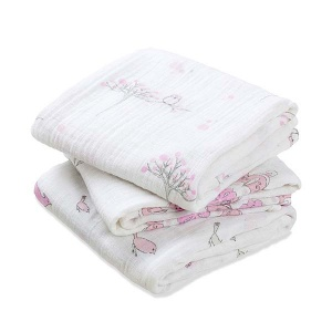 Aden & Anais For The Birds Musy Muslin Square