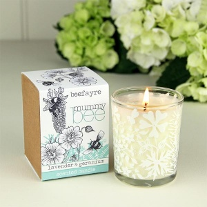 Beefayre Mummy Bee Candle Votive 90ml