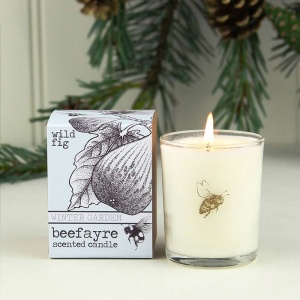 Beefayre Wild Fig Winter Candle Votive
