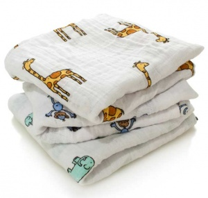 Aden & Anais Jungle Jam Musy Muslin Square