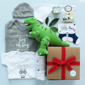 Baby Boys Hamper - Luxury