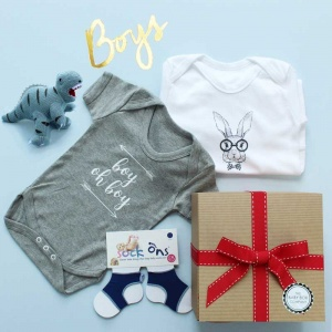 Baby Boys Hamper - Medium