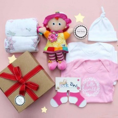 Baby Girls Hamper - Luxury