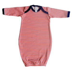Baby Bunting Unisex Striped Bundler