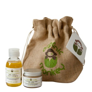 Organic Monkey Protect & Nourish Me Gift Set