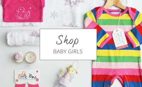 Shop Baby Girls Gifts
