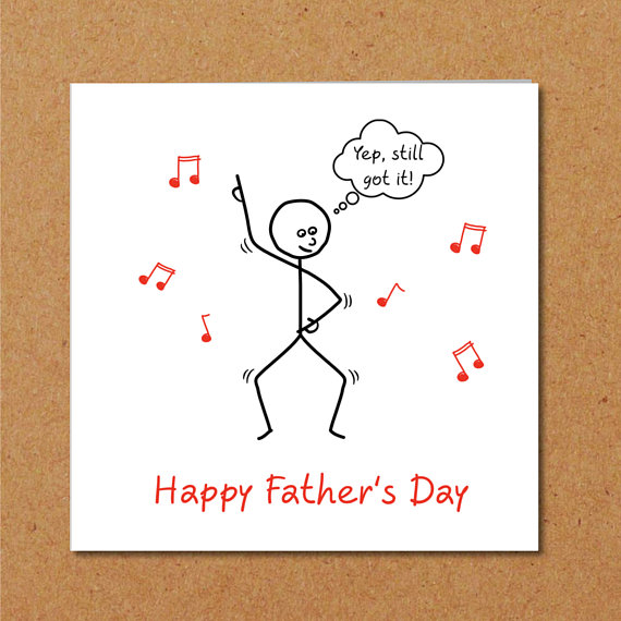 Funny Fathers Day Card ideas 2018 UK
