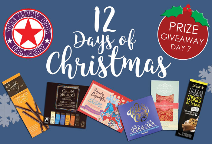 12 days of Christmas Giveaway day 7