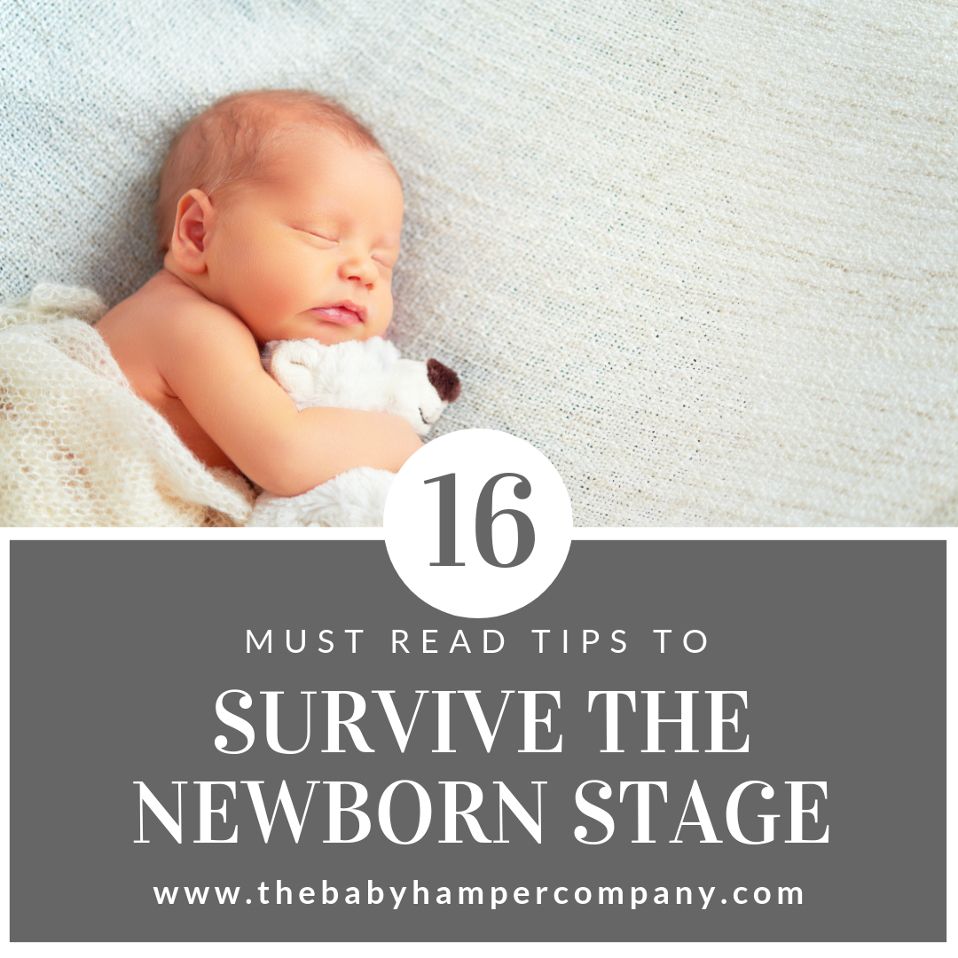 Must Read tips to Survive the Newborn Stage