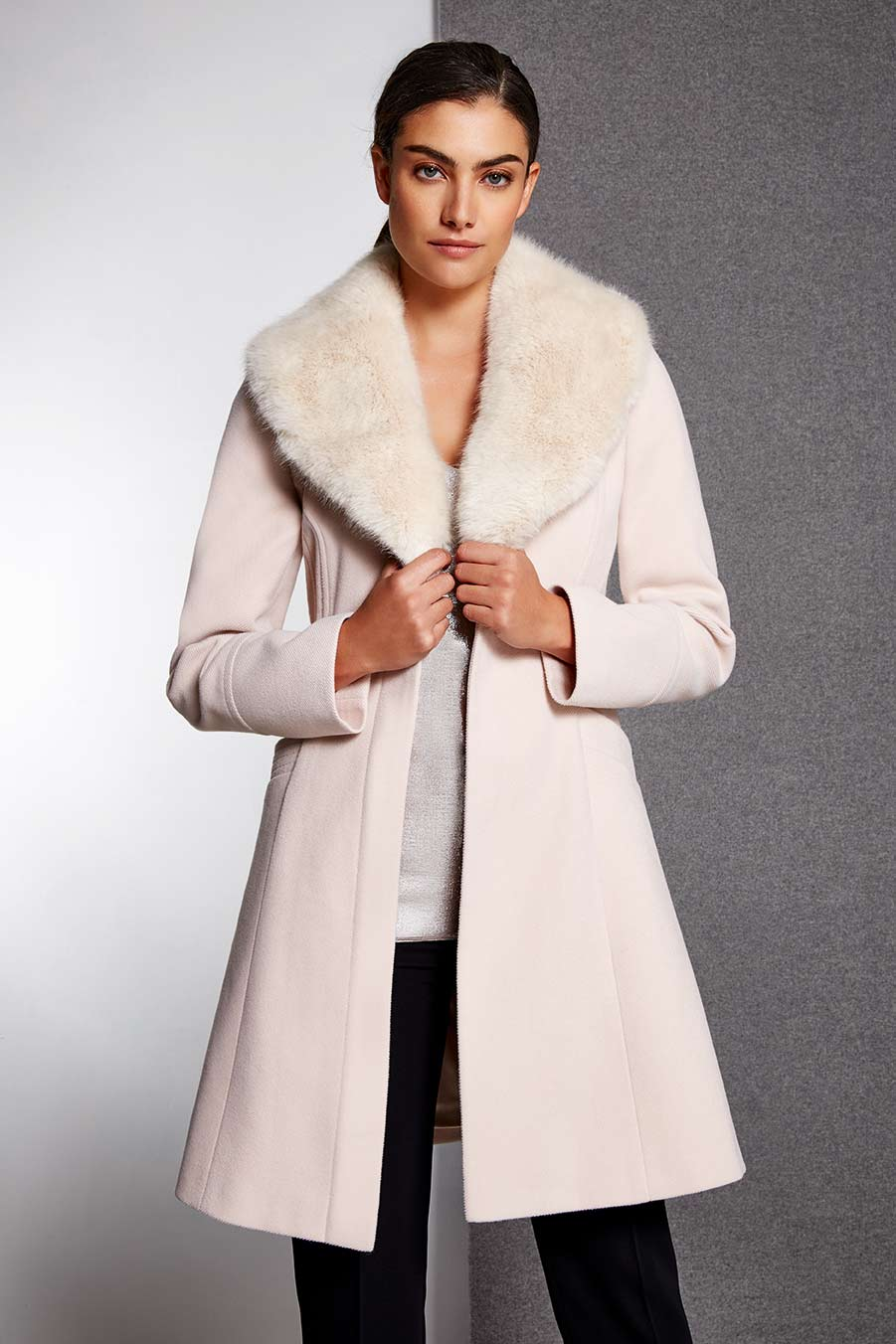 Post Partum Style Wallis Winter Coat