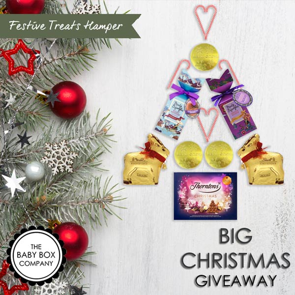 Festive Treats Christmas Hamper Giveaway 2017
