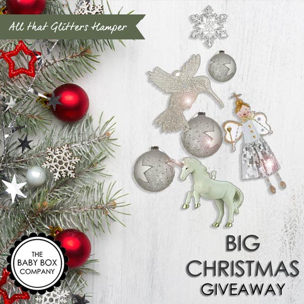All that Glitters Christmas Hamper Giveaway 2017