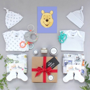 TWIN BABY HAMPERS