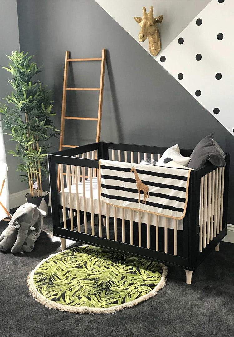 Baby Room Murals: 6 Hottest Baby Nursery Decor Trends And Ideas For 2019