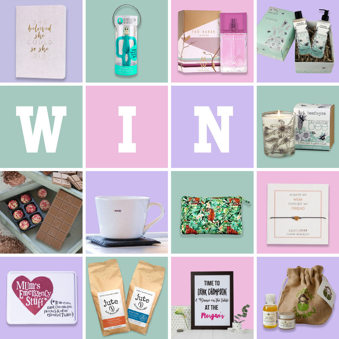 Mother's Day 2019 Competition Giveaway