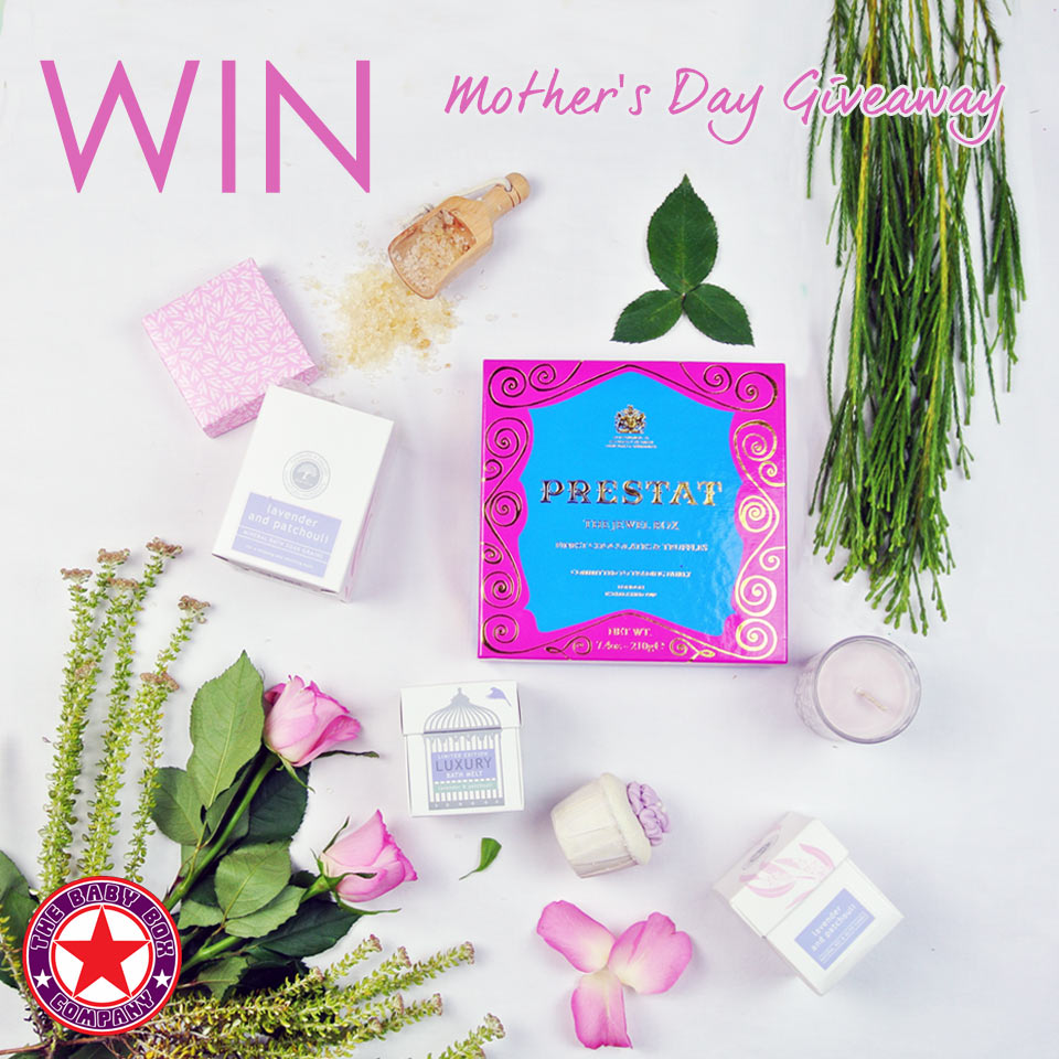 Mother's Day 2016 give away with The Baby Box Company
