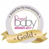 Winners of the Project Baby best baby shower gift 2017