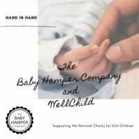 The Baby Hamper Company supporting WellChild, the national charity for sick children during the Coronavirus crisis.