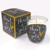 'Heart of Gold' Scented Candle