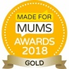 Made for Mums Gold Award Winners 2018