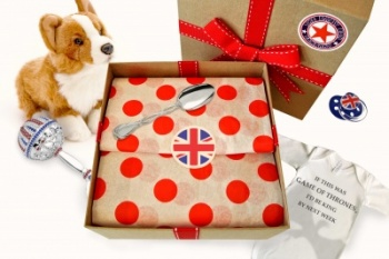 Royal Baby Hamper fit for a Princess