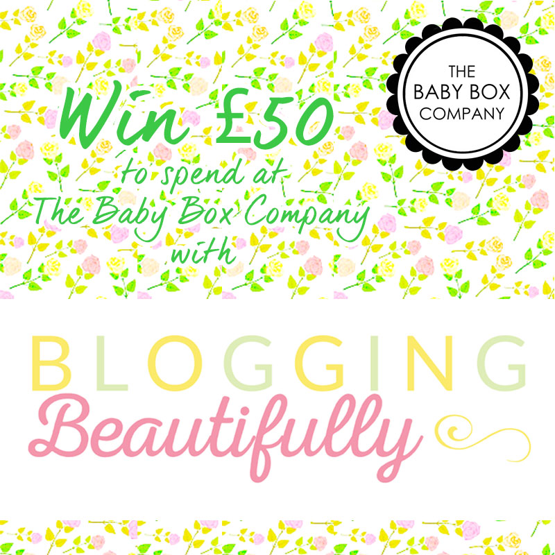 Blogging Beautifully voucher giveaway