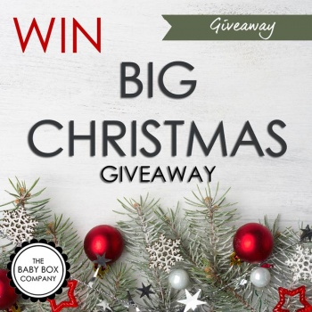 Win in The Baby Box Company Big Christmas Giveaway 2017