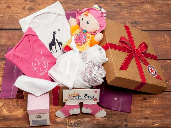 Baby Girl Boxes