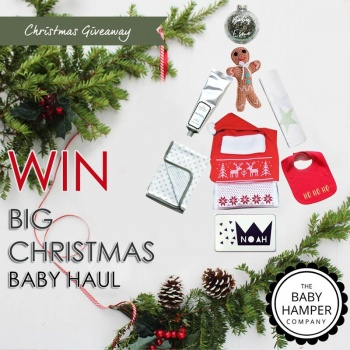 The Big Christmas Baby Haul Giveaway 2018