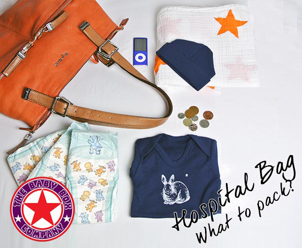 What to pack for mum and baby birth hospital bag?