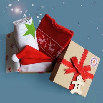 £25 Christmas Baby Hamper