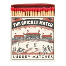 The Cricket Match Luxury Matches