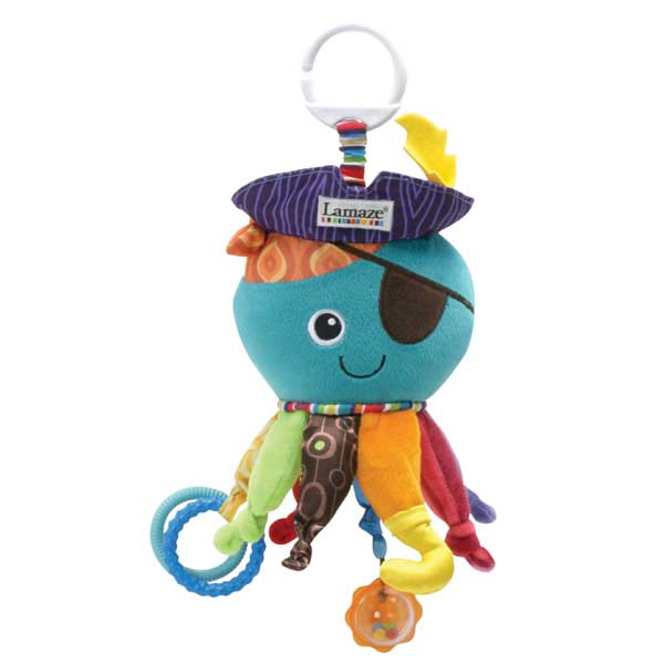 Lamaze Captain Calamari Soft Toy