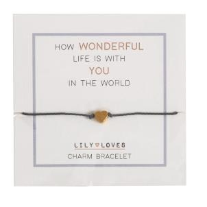 Lily Loves Wonderful You Bracelet