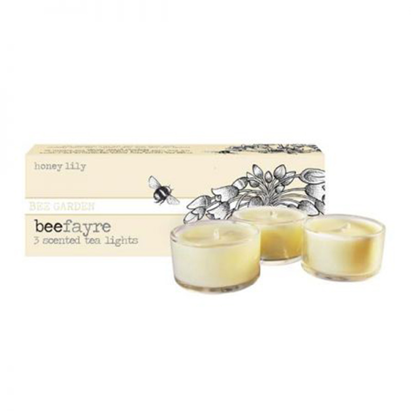 Beefayre scented candles new mum gift