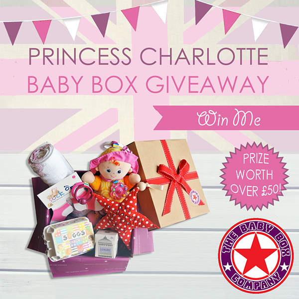 princess royal birth giveaway