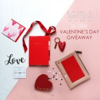 WIN in our Valentines Day 2020 Hamper Giveaway