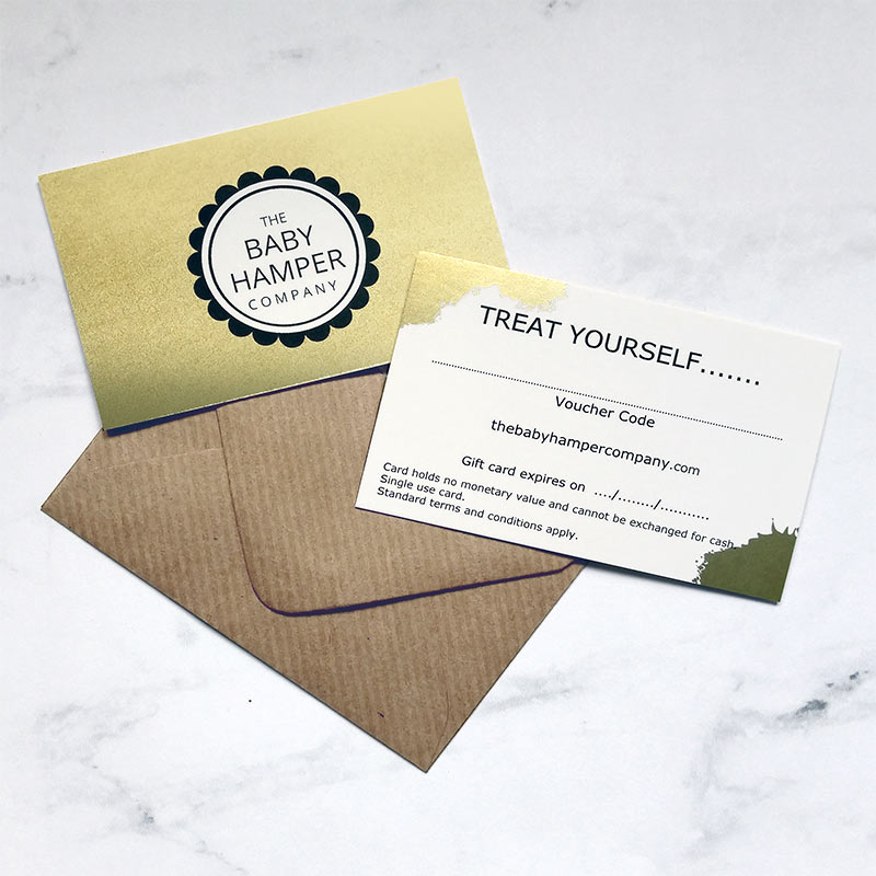Gift Vouchers   The Baby Hamper Company