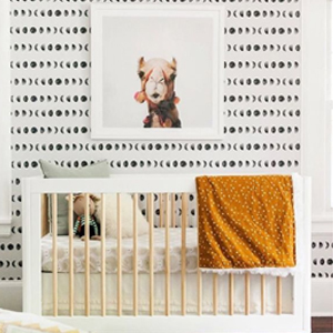 Baby Nursery decor, Animal prints, Giraffe