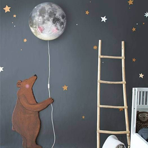 Baby Nursery decor, Wall decal art