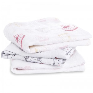 Aden & Anais Lovebird Musy Muslin Square - Single
