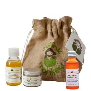 Organic Monkey Ultimate Baby Skincare Set