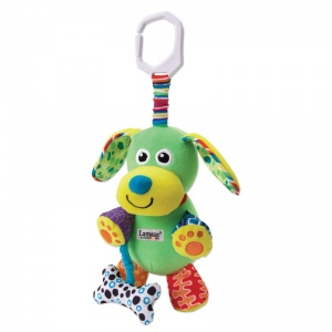 Lamaze Pupsqueak Baby Sensory Toy